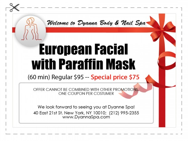 european-facial-with-paraffin-mask